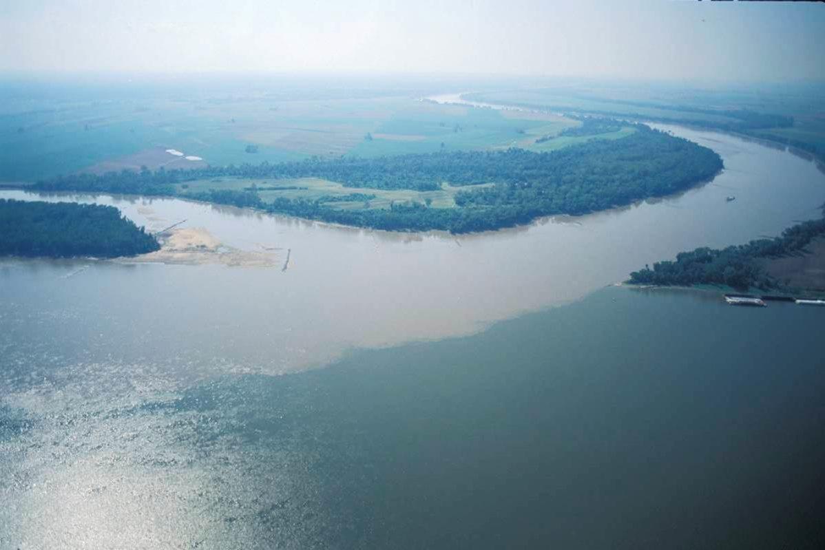 Streams And Rivers Great Missouri Birding Trail - Big river